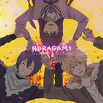 Noragami by crowladee