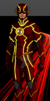 DCCU Flash by IronAvenger1234