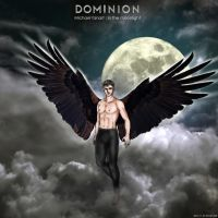 Dominion  Michael fanart : in the moonlight by noji1203