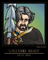 Vallum, Celtic Hero by Pilikia