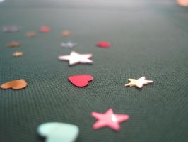My heart with my star by Keome
