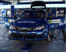 Petter Solberg's scooby by gradge