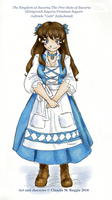 APH OC: Freistadt Bayern by Merry-Muse