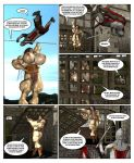 Barbarian Slut Page 3 by robtbo