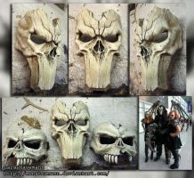 Darksiders 2 Death - Mask for GAMESCOM by Monstermann