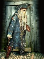 me as Davy Jones 3 by arcitenens
