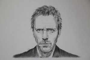Hugh Laurie by noa12