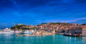 Ancona Port by Linkineos