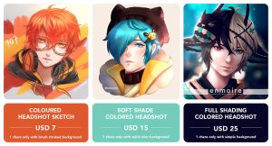 Special Price Commission ID by enmoire