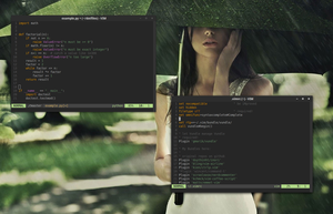Inori colorscheme for VIM by duythinht