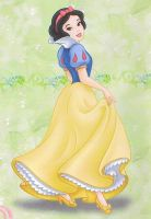 disney princess snowwith by danielle15jr