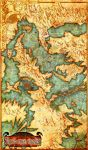 Discovered Lands Map by SteamCrow
