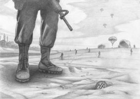 Boots On the Ground by Clearvoyant