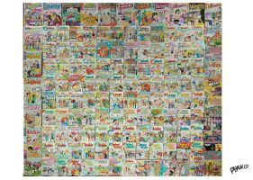 My Archie Comics Collection by KaiThePhaux