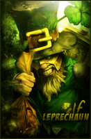 Leprechaun elf by aSmoTiquE