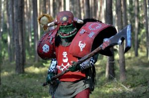 Warhammer: Orc by Kirchos