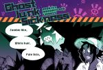 Ghost Junk Sickness CH7-- Page 31 update! by spacerocketbunny