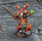 WH40k Vintage 1989 Lord of Khorne by Minisnatcher