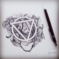 Enter Shikari tattoo design by JamesMacGee