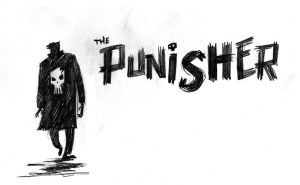 the punisher meets parker by olly-lofi
