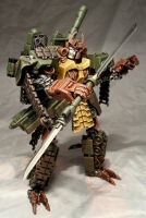 Bludgeon G1 Head by Spurt-Reynolds