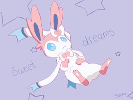 Sylveon by Shoko-tan