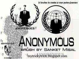 Anonymous ps brush -mytrickytricks.blogspot.com by sanketmisal