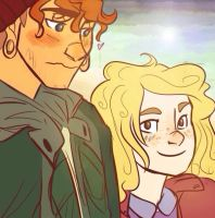 Lars and Sadie by CHAOTIKproductions