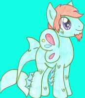 Sea Butterfly Adopt 7 by Butterfly-Aria