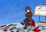 RWBY - Disassembled by geek96boolean10