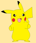 Pikachu Angry by TearsThatStainMyEyes