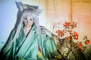 Tomoe - Kamisama Kiss - Costest by RomaiLee