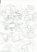 Camping Chaos Rp comic (Sonadow) PG 2 by BlueChaosRing