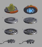 Hoverboard concepts -RI- by CarpeChaos