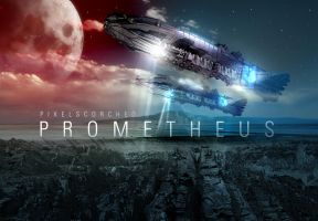 Prometheus by pixelscorched