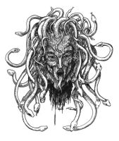 The Gorgon's Head by aquilianranger