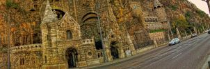 HDR Budapest Caves by jdesigns79