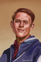 Richie Cunningham by T3h-Hugging-Monster