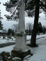 Pillar Headstone-1 by Rubyfire14-Stock