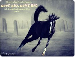 Good Girl Gone Bad by JuneButterfly-stock