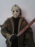 Jason Voorhees Sideshow by VincentSharpe