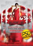 Valentines Day Party Flyer by 1jaykey