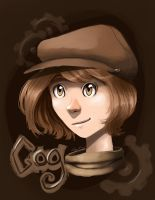 Cog from Clockwork by AnotherLuciDreamer