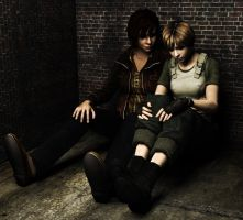 I'm Not A Hero by Lyssa-Nivans