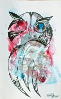 Owl by MytaBes