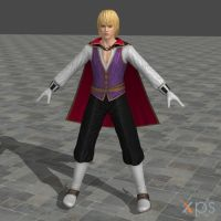 DOA5U Eliot Halloween 2014 by zareef