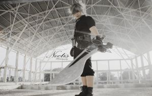 Noctis final fantasy by rizaldii