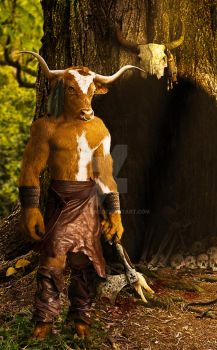 Minotaur by Treason1
