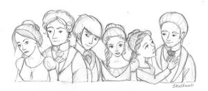 Infernal Devices - Group by leabharlann