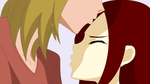 Forehead kisses o3o by SweetTeaCutie